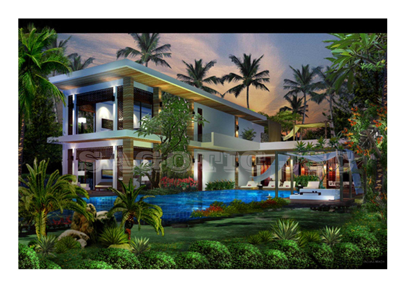 Villa Loại A Của Dự Án Khu Biệt Thự Resort Rừng Dương